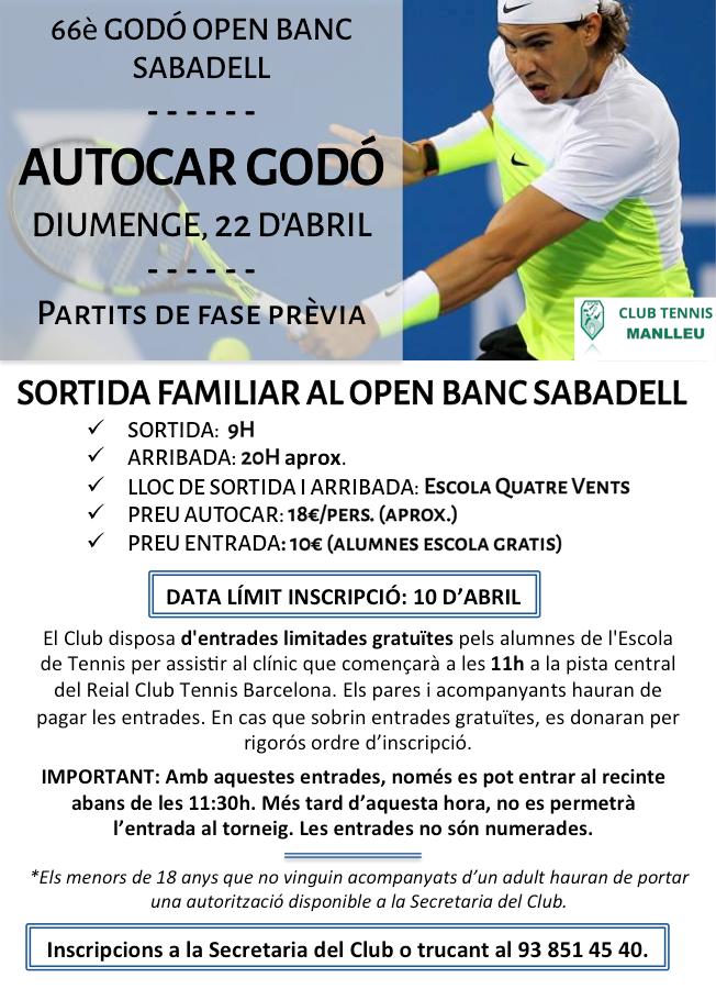 Open banc sabadell 2018