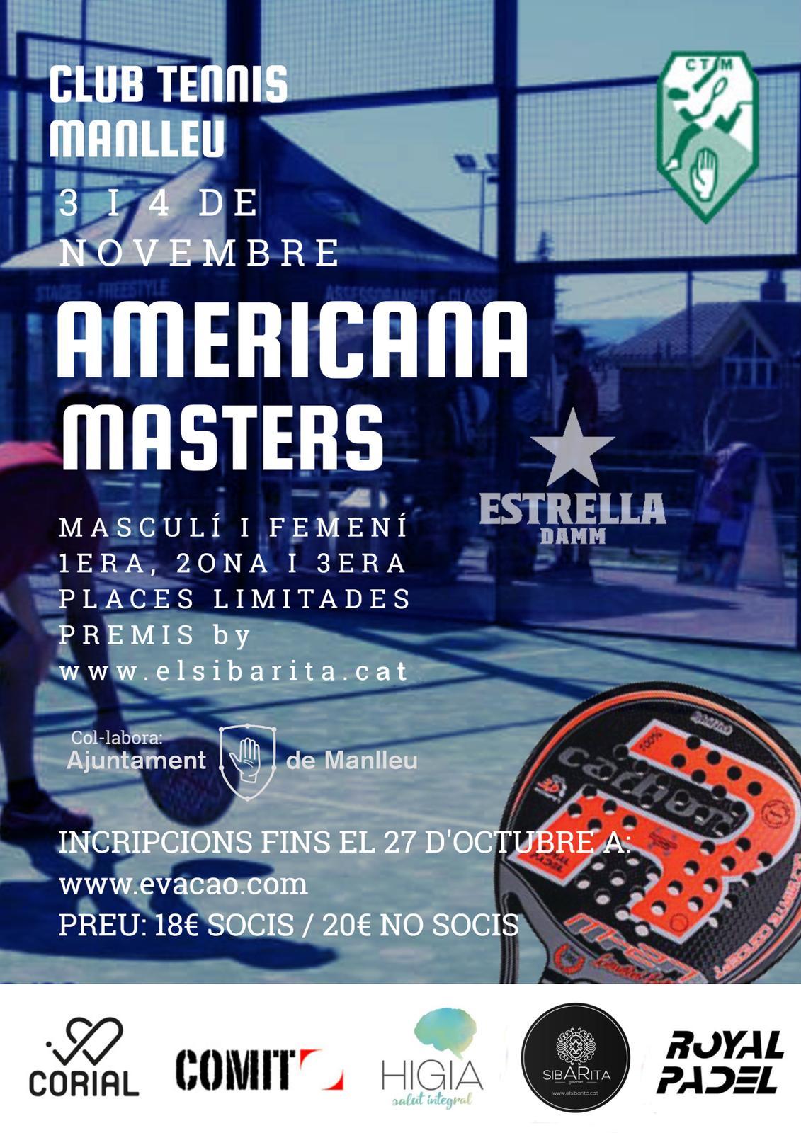 Americana Masters